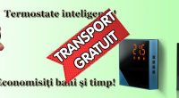 transport gratuit la termostate