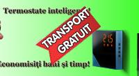 transport gratuit la termostate